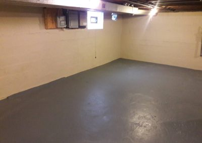 Basement Mold Removal, Waterproofing & Sealcoating, Brooklyn, Ohio
